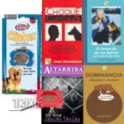 LIBROS Y EDUCACIÓN CANINA|TIENDA SOSGOLDEN